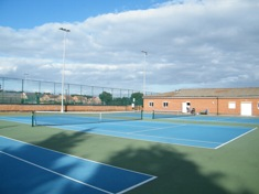 Wakefield Tennis Club Acrylic Courts