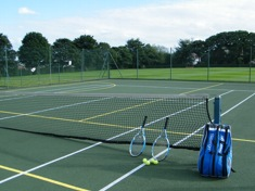Wakefield Tennis Tarmac Courts